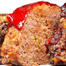 Chipotle Beef and Chorizo Meatloaf