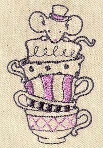 Mouse Tea Party