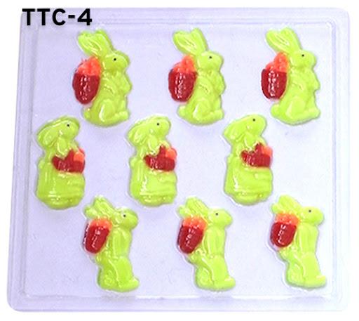 TTC4 Kelinci Hewan Paskah Easter