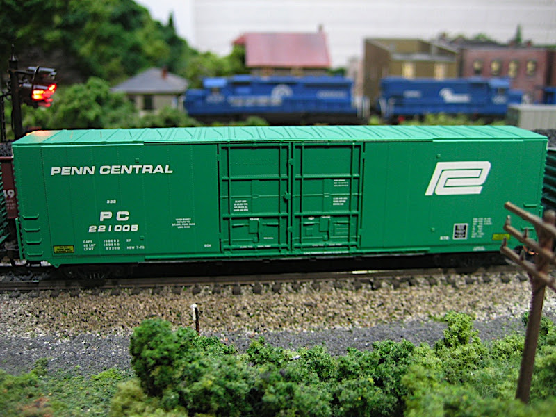 Penn Central 50 Foot Box Car Micro Trains MTL New Old Stock