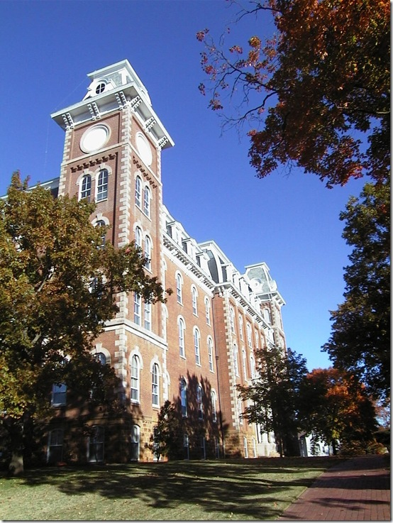 Old Main Both Towers
