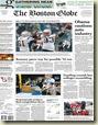 Boston Globe Today
