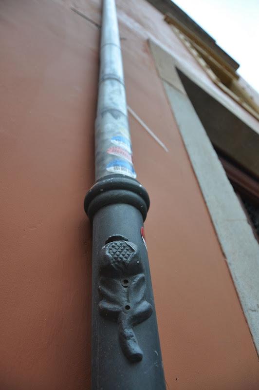 Водосточная труба в Гранаде