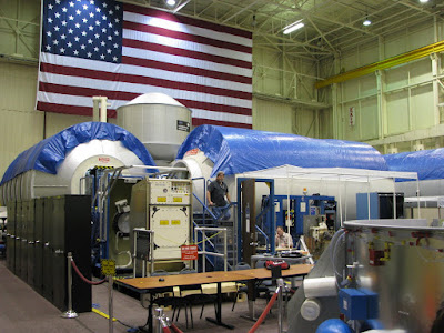ISS mock-up