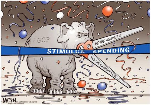 Stimulus-Hypocrite