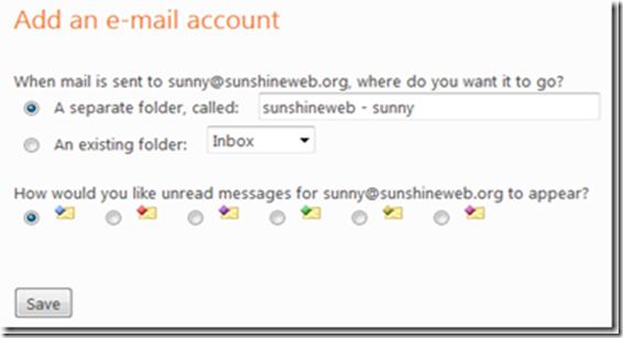 EmailColours