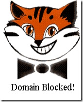 Website Blocked