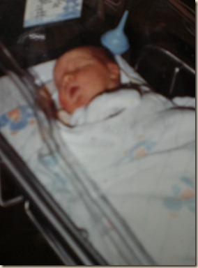 Tyler in hospital 042289