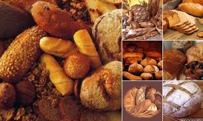 Afficher exemples de pain