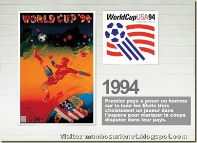 Affiche Etats Unis 1994