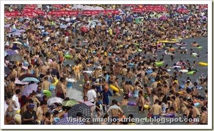 Une plage en Chine-9