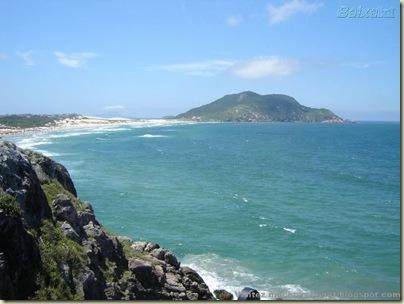 praia santinho florianopolis