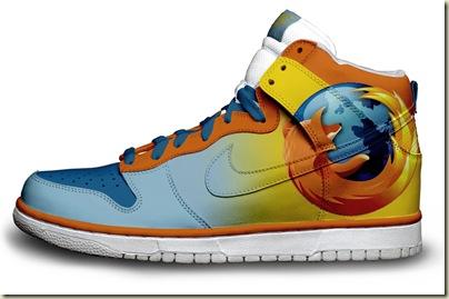 Sneakers Firefox