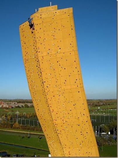 Mur d'escalade plus haut du monde-11