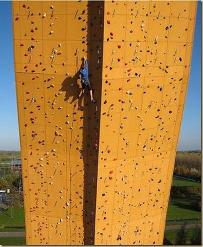 Mur d'escalade plus haut du monde-15