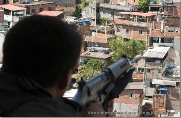 Rio guerre contre la drogue-23