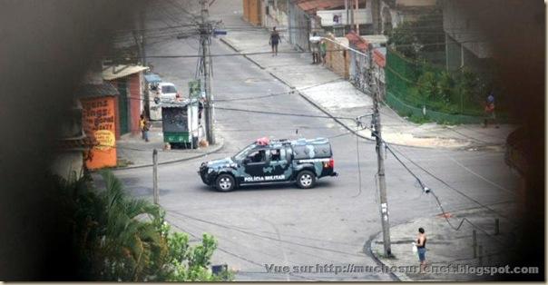 Rio guerre contre la drogue-41