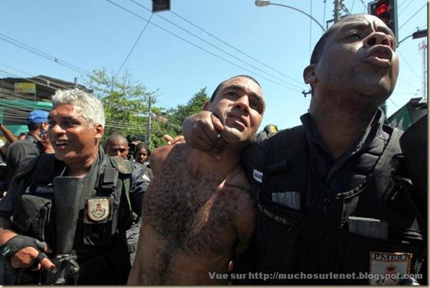 Rio guerre contre la drogue-62