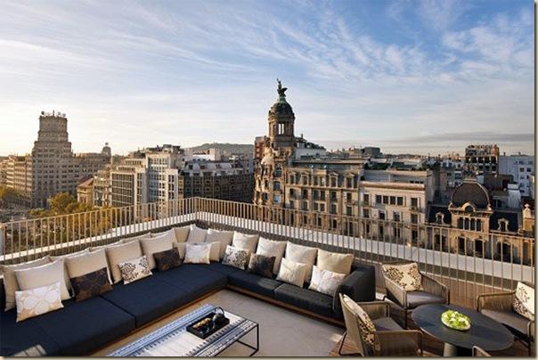 Mandarin Oriental Hôtel Barcelone-21