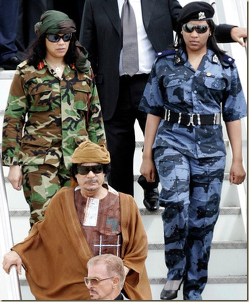 Les Amazones de Kadhafi-13