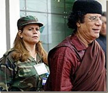 Les Amazones de Kadhafi-34