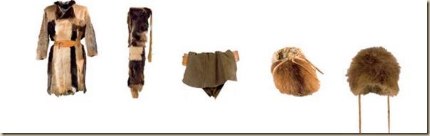 Pièces de l'équipement d'Ötzi .bmp
