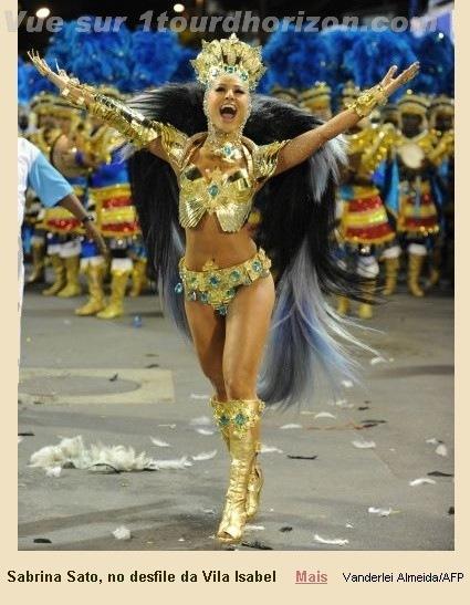 Les muses du Carnaval de Rio 2011-19