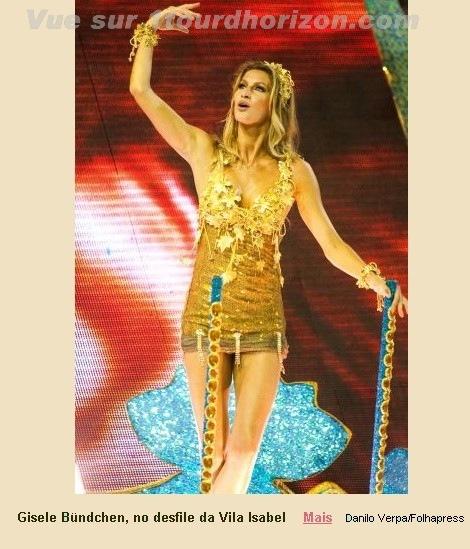 Les muses du Carnaval de Rio 2011-20