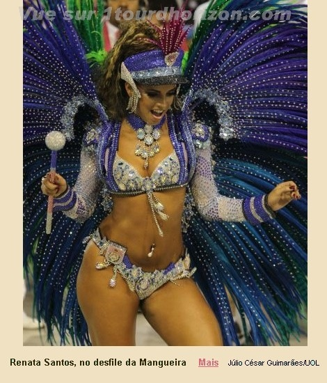 Les muses du Carnaval de Rio 2011-21