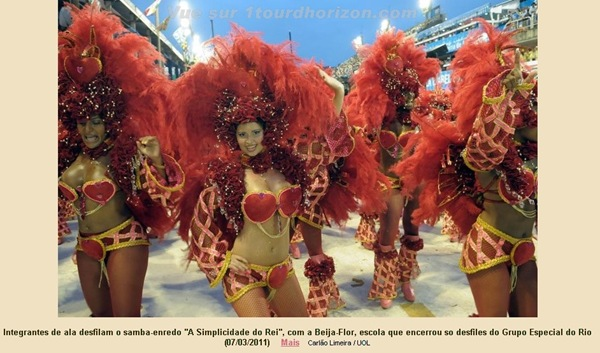 Les muses du Carnaval de Rio 2011-33