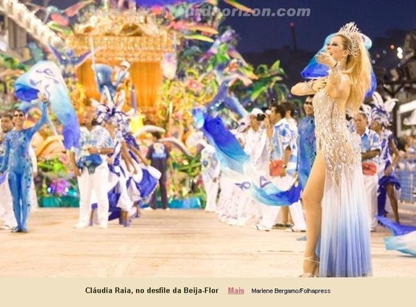 Les muses du Carnaval de Rio 2011-13