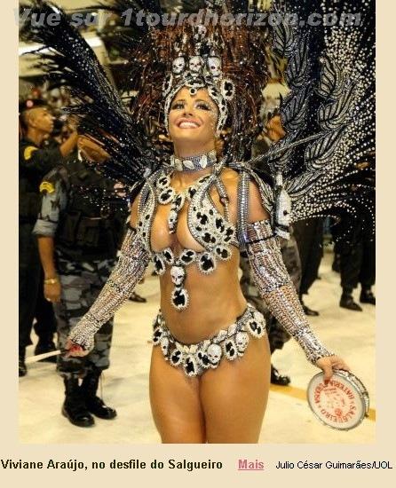 Les muses du Carnaval de Rio 2011-1