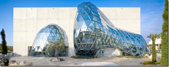 Salvador Dali museum - 1tourdhorizon.com