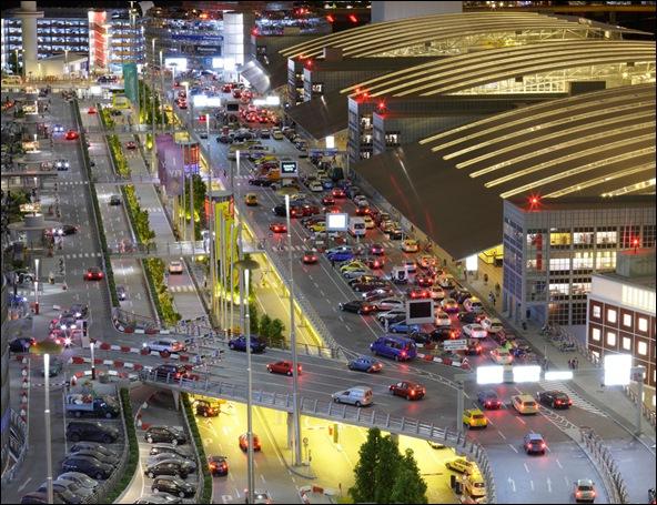 Maquette de l'aéroport de Knuffingen sur 1tourdhorizon.com-5