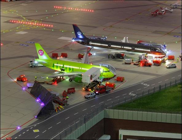 Maquette de l'aéroport de Knuffingen sur 1tourdhorizon.com-14
