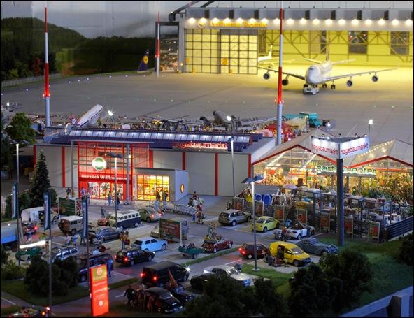 Maquette de l'aéroport de Knuffingen sur 1tourdhorizon.com-13