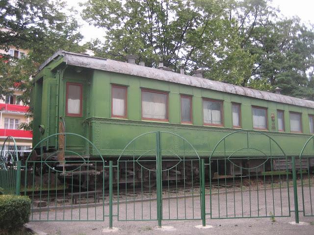 Wózek Stalina
