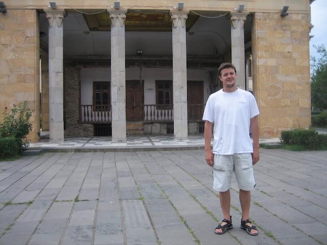 Dom ojca Stalina w Gori