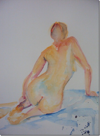 orangefemale nude