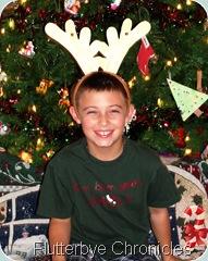Caleb Christmas 2009