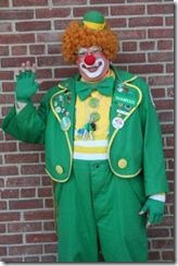 Shamrock the CLown