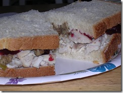 turkey sandwich 1