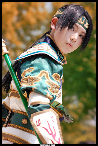 Dynasty Warriors Zhao Yun Cosplay Fotos