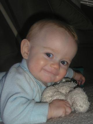 Connor smile