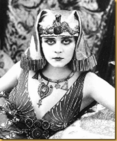 Theda Bara (Atriz do cinema mudo 1915)