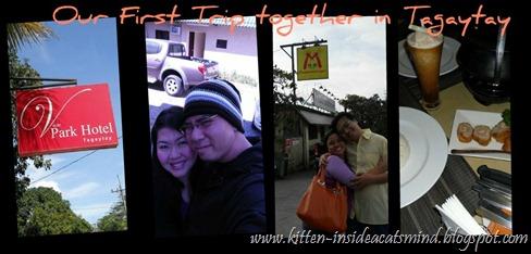 tagaytay trip