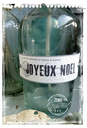 label noel