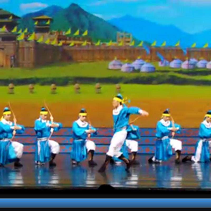 Tim Wu primer bailarín de Shen Yun