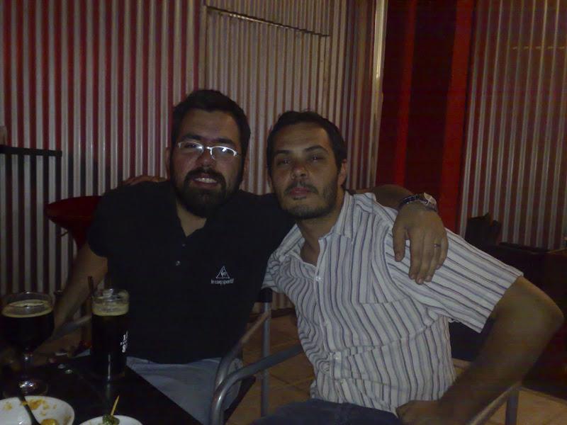 Seba y Luis