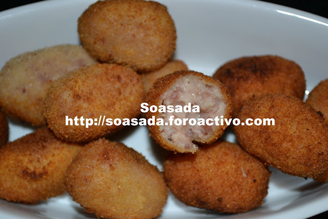 Croquetas de jamón serrano DSC_0067